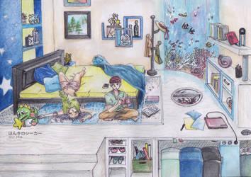 Full of Stars by HonkiNoShika