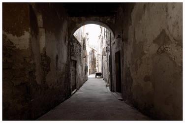 Krka Street by hauerli