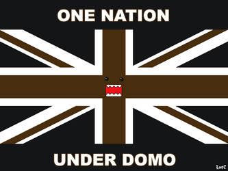 One Nation under Domo by Grandmaster-Loopz