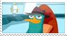 Platypus Happy Stamp by Nicktthewolf