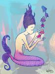 Mermaid 02 by KelpyKrad