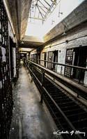 Abandoned Penitentiary - Cell Block 12 by cjheery