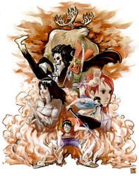 One Piece - Ultimate by Nesskain