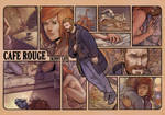 Cafe Rouge - Skinny Love by Nesskain