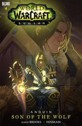 World of Warcraft - Legion - Anduin by Nesskain