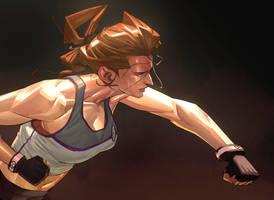Fight by Nesskain