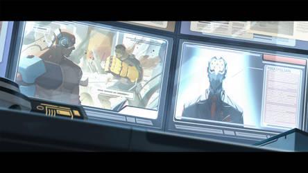 Overwatch Retribution - shot 03 by Nesskain