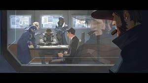 Overwatch Retribution - shot 04 by Nesskain