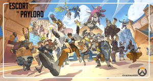 Escort the Payload by Nesskain