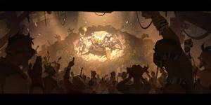 Wrecking Ball Origin Story 6 by Nesskain