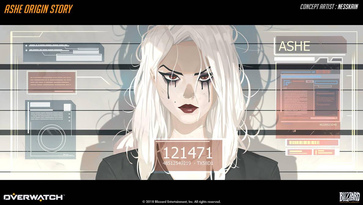 Ashe Origin Story - 05a by Nesskain