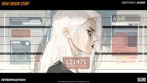 Ashe Origin Story - 05b by Nesskain