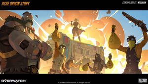 Ashe Origin Story - 09b by Nesskain