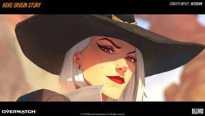 Ashe Origin Story - 10b by Nesskain