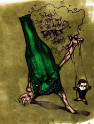 Les Alcools de marionnettes by PrismaQue