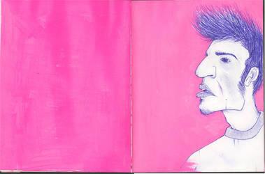 Libro Rosa Pagina Dos by PrismaQue