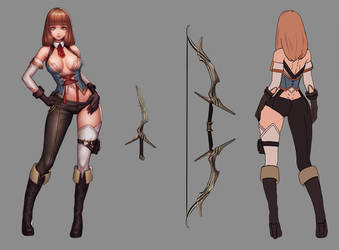 Archer by jungonkim