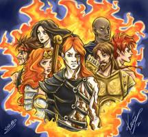 HoMM 3 - Armageddon's Blade by sarumanka