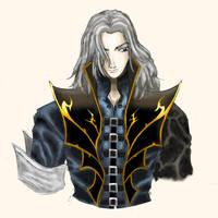 Castlevania Hector by youchan