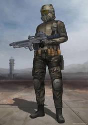 TRSF Strike Infantry by Magnum117