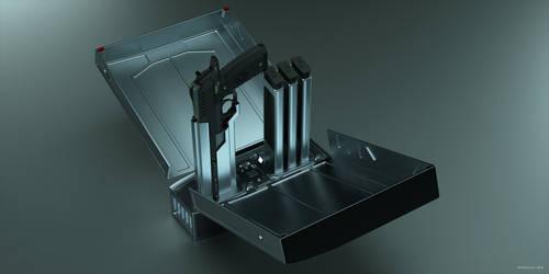 Autopistol Case by Magnum117