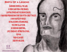 Birth Of A Legend by holyguyver
