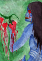 Bleeding Hearts by holyguyver