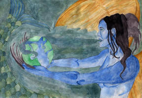 Siren by holyguyver