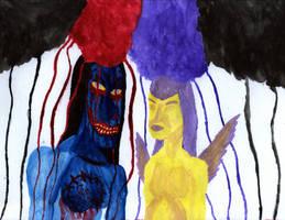 Stormed Angels by holyguyver