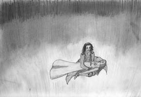 The Crow COA age 12 by holyguyver