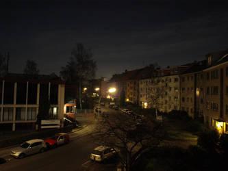 My street at 2.54am by transacid