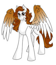 Omegapengwen pony by omegapengwen