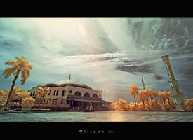 Mesjid PT Arun by hirza
