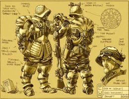 Qukai Rifleman by Riseofciv2