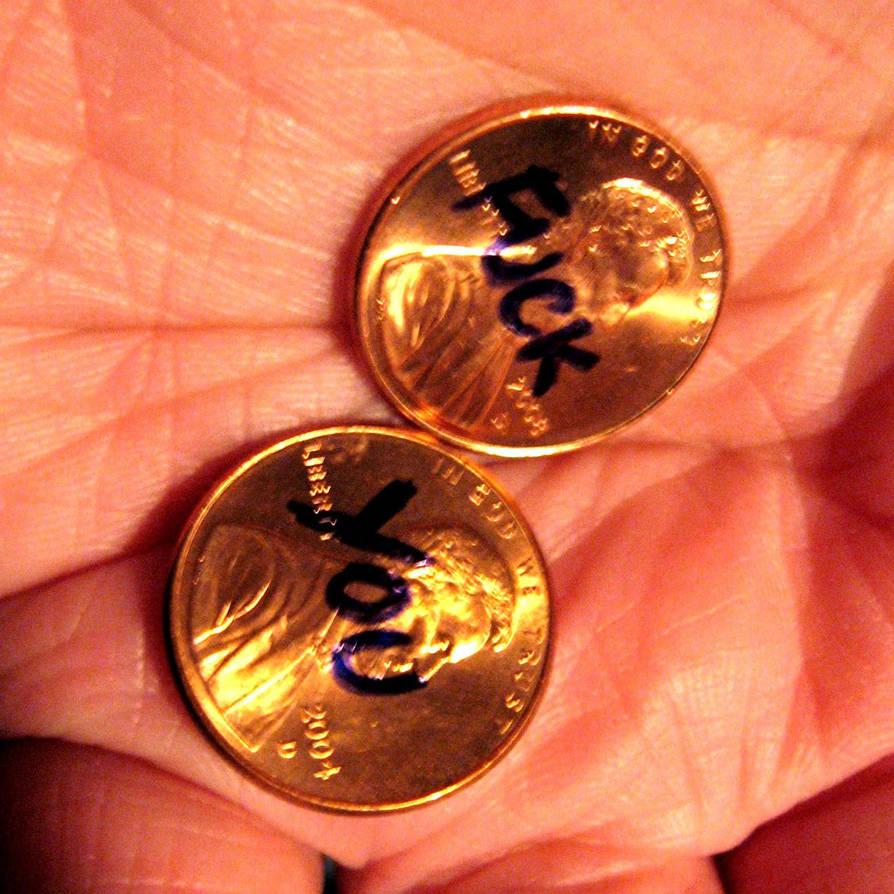 My Two Cents Worth By Cruentusinterfectrix