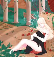 My darling one, dearest son by Oniiyon