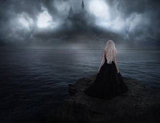 Kingdom by the Sea by xCupiiCakex