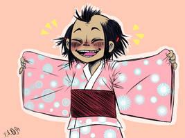 Kimono [Noodle phase 1] by JitteringYui