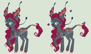 butterfly auction - Closed by Unknown-Artist99