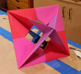 Octohedron by EdwardsOtherSide