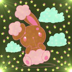 Cute Buneary x3 by GeckiGewaldro