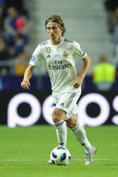 290. Luka Modric by Ramin7Sharifi