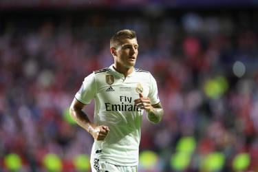 291. Toni Kroos by Ramin7Sharifi