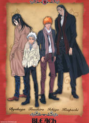 Bleach poster by Neokillerqc