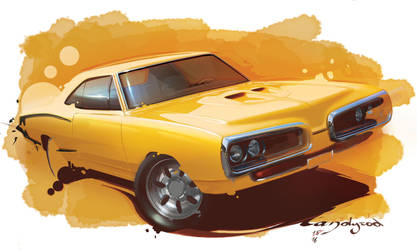 Dodge Coronet by candyrod