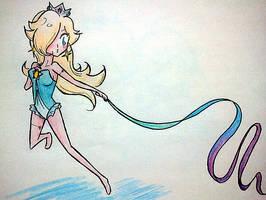 Gymnast Rosalina by Derochi