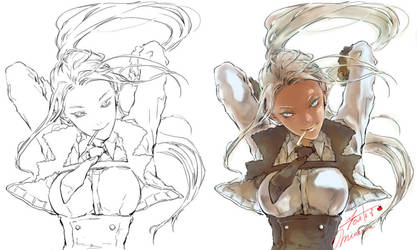 Minerva by yooani