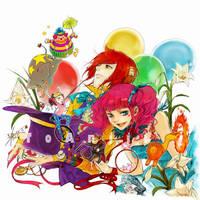Commission:Anjii by yooani