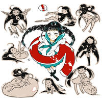 Mika 9 by yooani