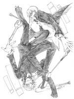 Persona4 by yooani